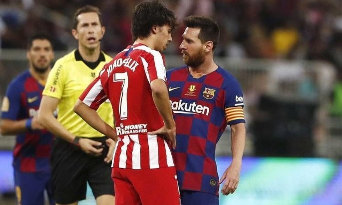 Суперкубок Испании. Барселона - Атлетико 2:3. Заблудшие и на поле