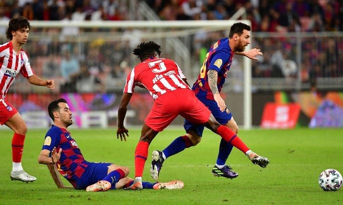 Чемпиону Суперкубок не положен. Барселона - Атлетико 2:3. Обзор матча и видео голов