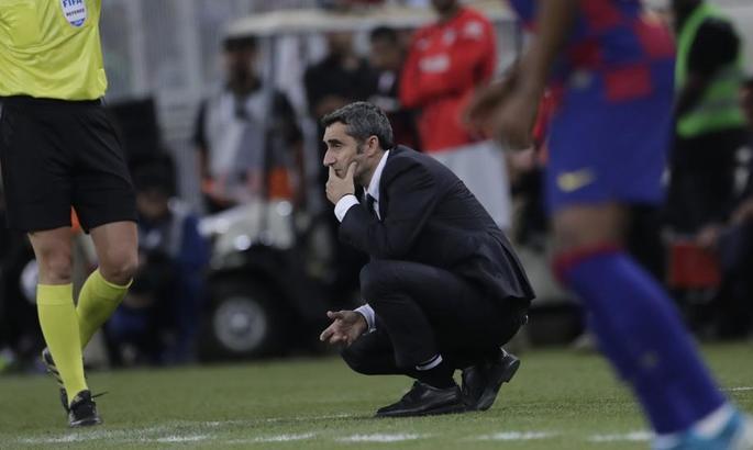 Барселона не будет менять тренера посреди сезона - клуб и игроки поддерживают Вальверде