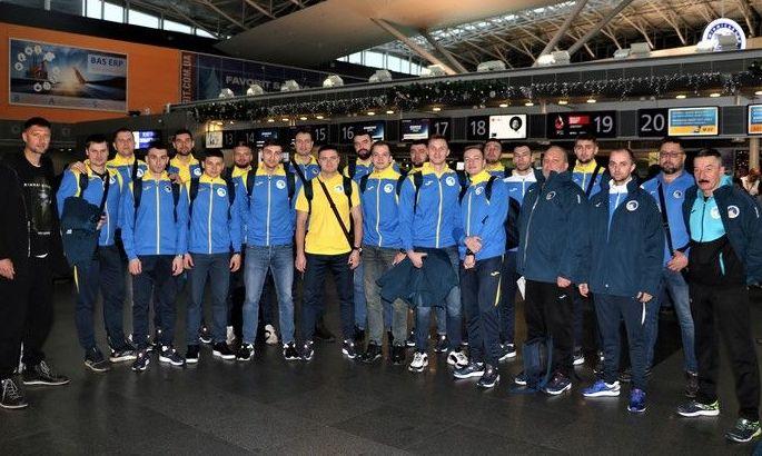Сборная Украины по гандболу уступила Чехии в квалификацииЕвро-2022