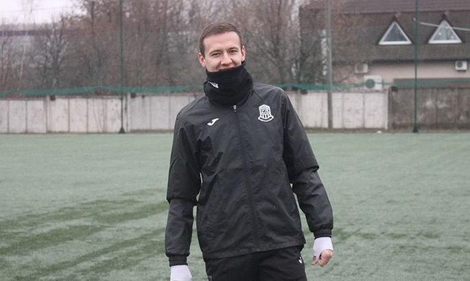 Максим Дегтярев вернулся в Олимпик