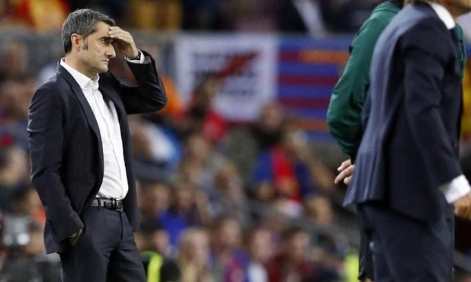 СМИ: Вальверде покинет Барселону в конце сезона