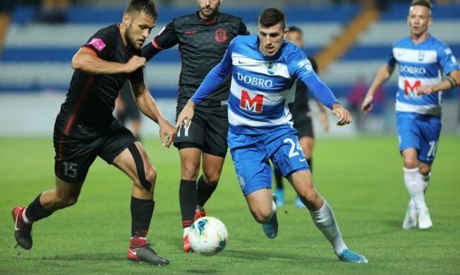 Форвард Осиека Марич, которым интересуется Динамо, не спешит покидать хорватский клуб