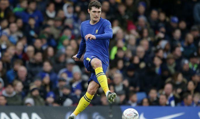 Лэмпард: Кристенсен не покинет Челси в январе