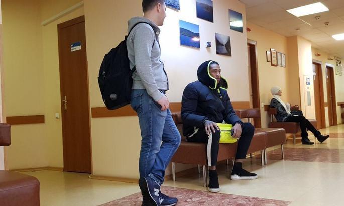 Остаётся? Жерсон Родригес прошел медосмотр в Динамо перед весенней частью сезона