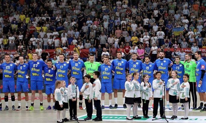 Чемпионат Европы по гандболу. Украина проигрывает австро-украинцу