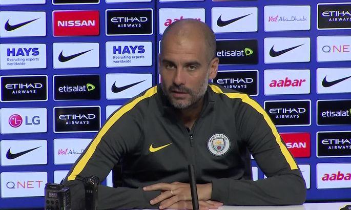 Гвардіола: Нас чекає матч з королями ЛЧ. Постараємося отримати задоволення від гри з Реалом