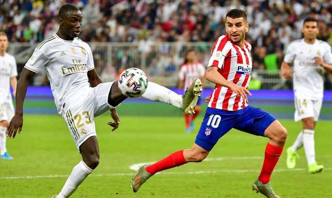 Атлетико - Реал. Где и когда смотреть онлайн LIVE прямую видеотрансляцию матча Ла Лиги