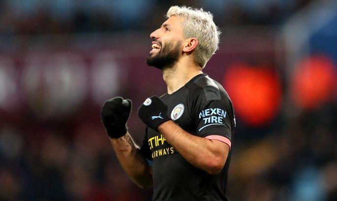 Манчестер Сити хочет сохранить Агуэро до 2022 года