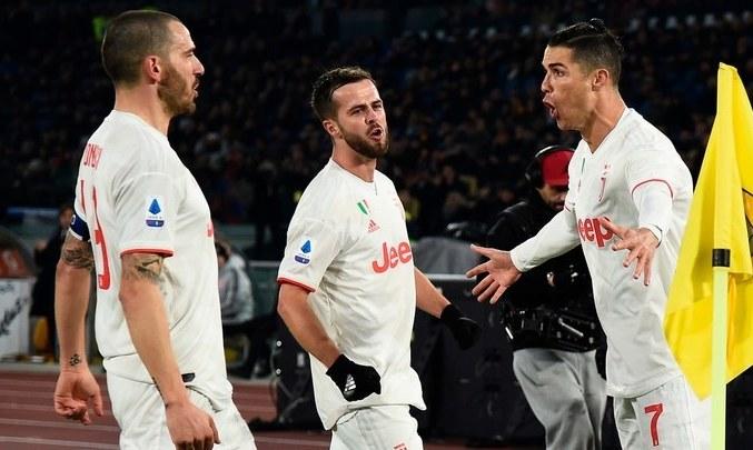 Серия А. Рома - Ювентус 1:2. Победа осени 2019-го над январем 2020-го