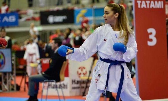 Терлюга пропустить Karate1 Premier League в Зальцбурзі