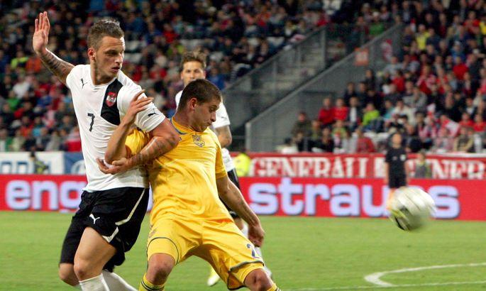 Австрийский футбольный союз: На первый взгляд кажется, что класс наших игроков выше, чем у Украины