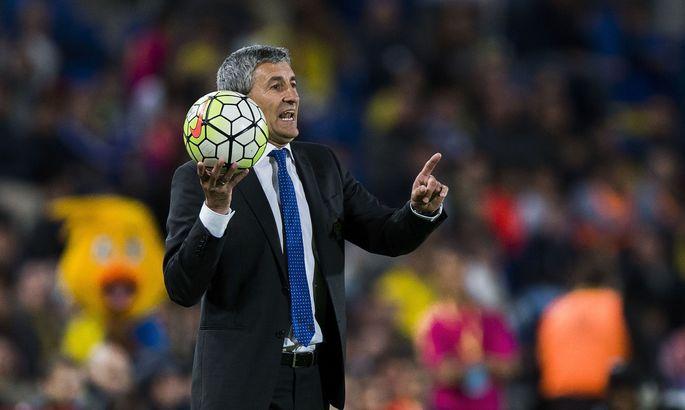 Пять тренеров отказало Барселоне до назначение Сетьена