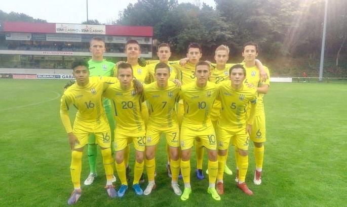 Збірна України U-16 на турнірі в Туреччині зіграє з Південною Кореєю, Албанією і Північної Македонією