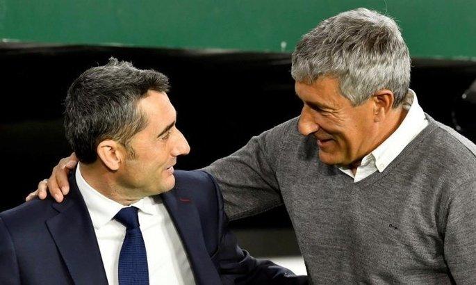 Официально: Кике Сетьен - новый тренер Барселоны