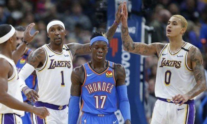 Лейкерс побеждают без лидеров, юбилей Хардена, возвращение Ирвинга и другие события недели в НБА