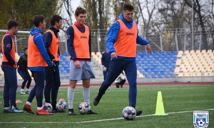 Николаев-2 объявил имя нового главного тренера