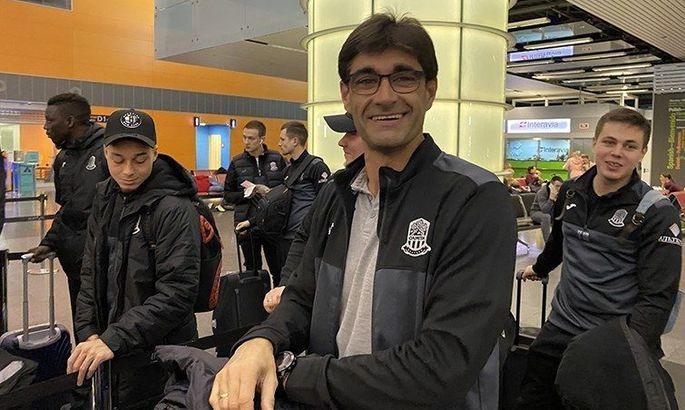 Команда УПЛ вже прибула на збори до Туреччини