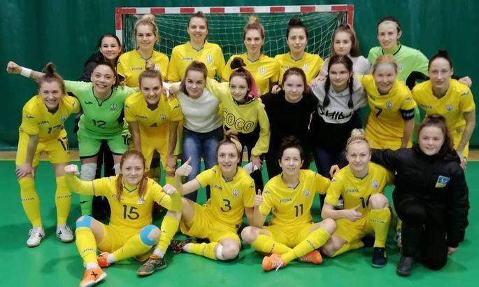 Шикарный гол футзальной сборной Украины в ворота финок