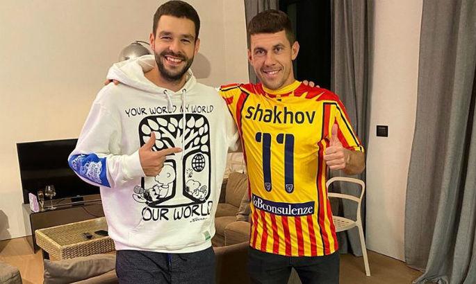 Кравченко:  У Шахова не самое лучшее настроение, но он не жалуется — не в его это характере