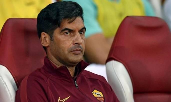 Паулу Фонсека: У Роми нові директори, 15 нових гравців і новий тренер. Ми будуємо команду