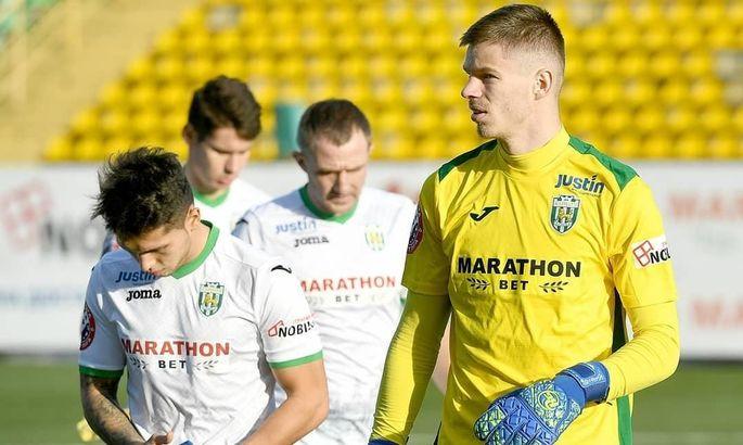 Игроки Карпат обсудят с руководством клуба задолженности по зарплате