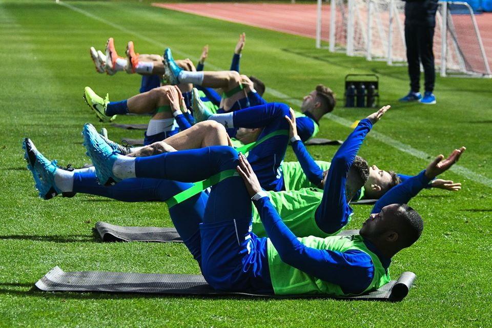 Динамо провело перше тренування в Туреччині. ФОТО - изображение 5