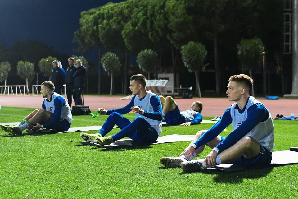 Динамо провело перше тренування в Туреччині. ФОТО - изображение 3