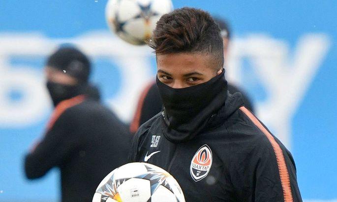 Боту: Додо в ближайшем будущем сможет попасть в национальную сборную Бразилии