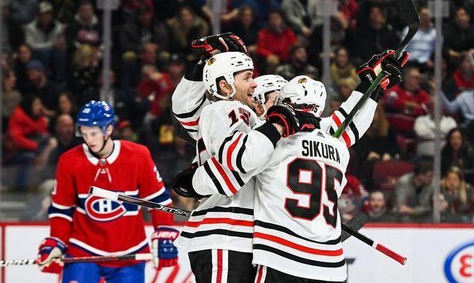 НХЛ. Выездные успехи Чикаго и Филадельфии