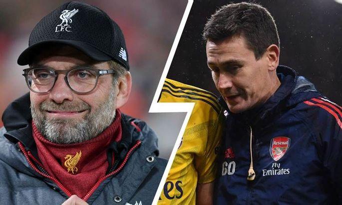 Ливерпуль переманил главного врача Арсенала – канониры уже вывесили вакансию на сайте
