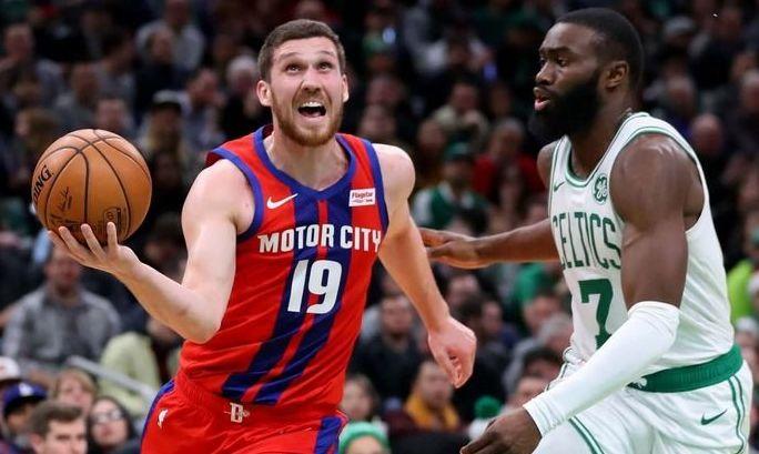 Михайлюк – пятый украинец в истории НБА с 20 очками