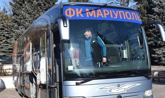Мариуполь отправился на сбор в Турцию, где сыграет с командой Милевского