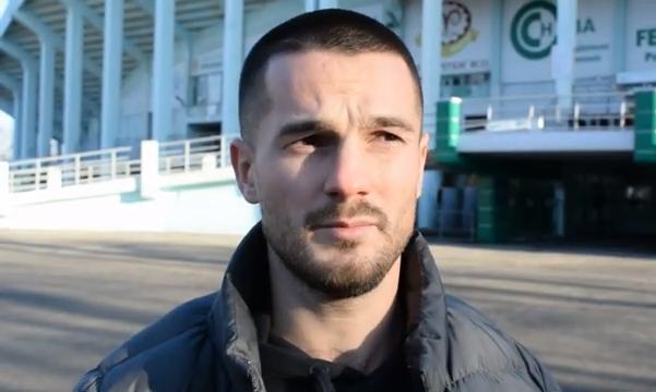 Руслан Степанюк: Позвонили из Ворсклы, предложили условия