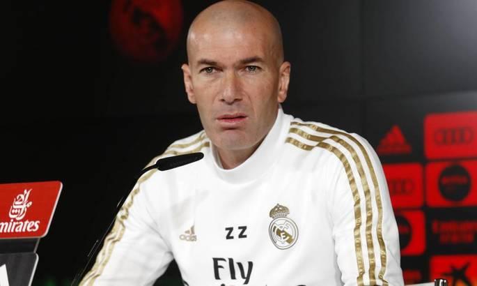 Зідан про критику: Реал - це Реал. Найважливіший клуб в історії