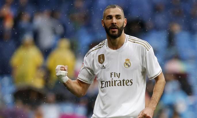 Реал оголосив заявку на Севілью - без Вальверде і Бейла, але з Бенземою