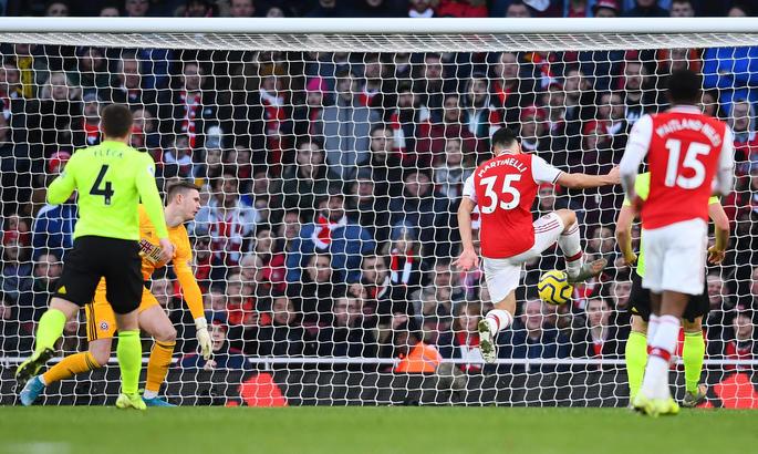 АПЛ. День ничьих - по одному балу набирают Ман Сити, Арсенал, Вест Хэм и Эвертон - изображение 2