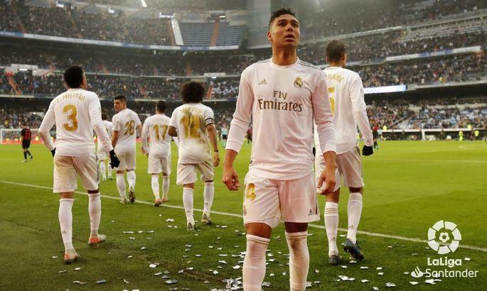 С приветом от Каземиро. Реал - Севилья 2:1. Обзор матча и видео голов