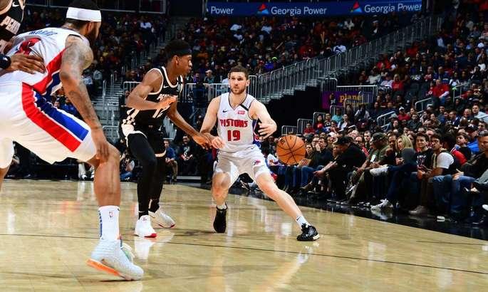 Михайлюк обновил рекорд результативности в НБА. ВИДЕО