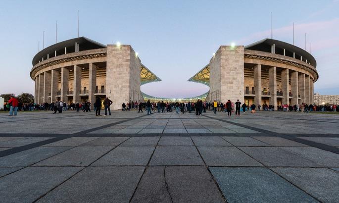 Герта - Бавария. Смотреть онлайн прямую видеотрансляцию матча Бундеслиги