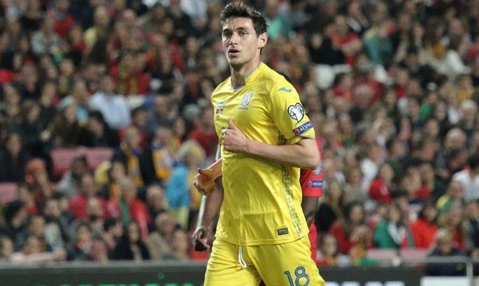 Португальские СМИ опровергли информацию о предложении Спортинга по Яремчуку