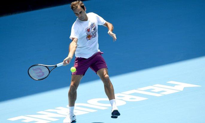 Джонсон - Федерер. Прогноз на матч Australian Open