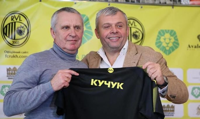 Стало відомо, чому Козловський звільнив Кучука