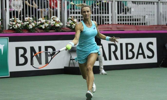 Эшли Барти - Леся Цуренко. Прогноз на матч Australian Open