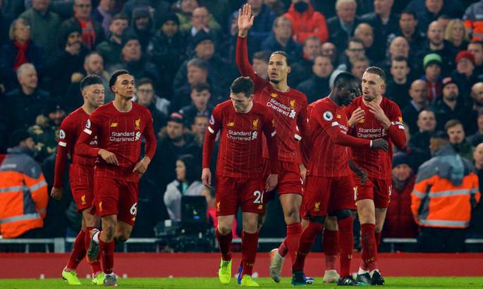 Манчестер юнайтед ливерпуль 11 февраля онлайн
