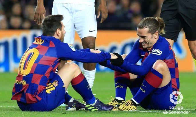 Скромный дебют Сетьена. Барселона - Гранада 1:0. Обзор матча и видео гола