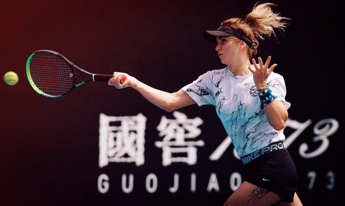 Элина Свитолина - Кэти Бултер. Анонс и прогноз на матч Australian Open