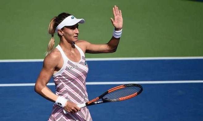 Цуренко взяла сет у первой ракетки мира, но покинула Australian Open