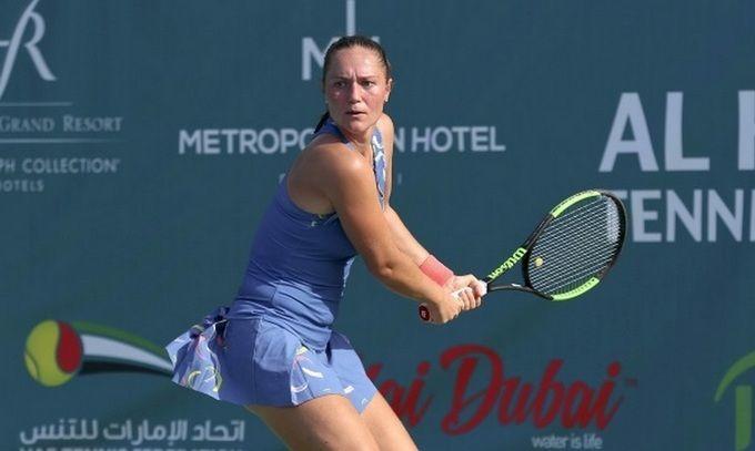 Бондаренко не подала на матч і покинула Australian Open