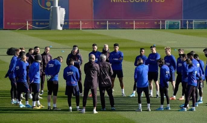 Барса и Реал стартуют в Кубке Короля. Первые соперники – из Сегунды В